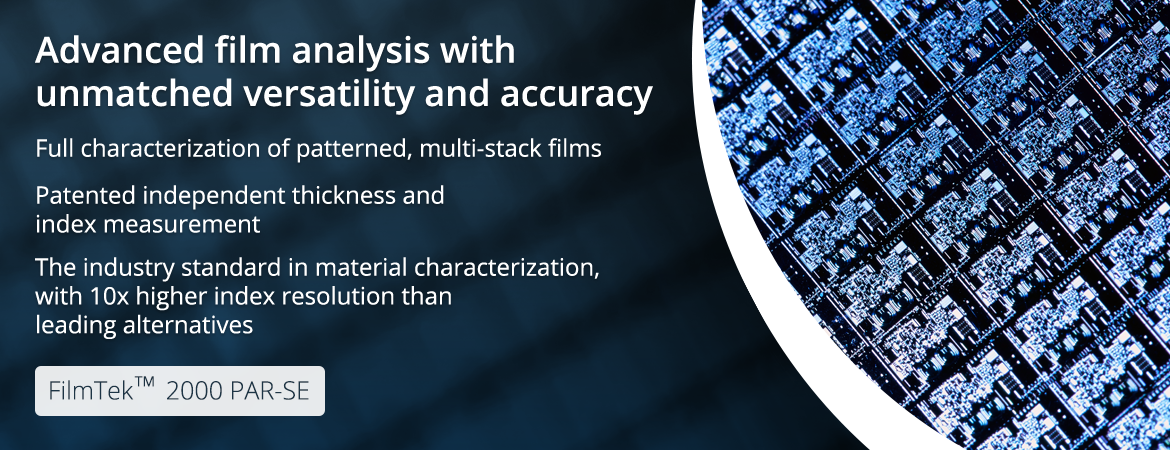 Advanced film analysis with unmatched versatility and accuracy