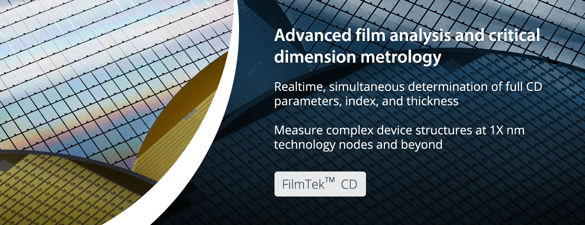 Advanced film analysis and critical dimension metrology